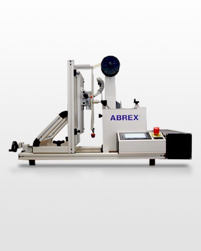 ABREX® Abrasimètre simulant l'abrasion de la main