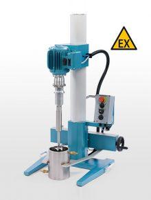Disperseur-Dispermat®-LC-EX-ATEX--Brant-Industrie-EX