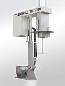 Disperseur et broyeur à panier à microbilles Torusmill® TM