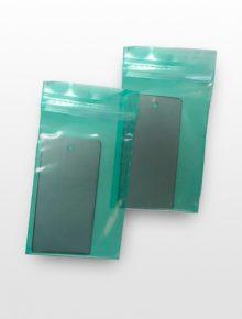 Eprouvettes pour évaluation de la corrosivité des enceintes de corrosion